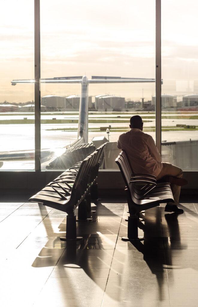 Airport - LondonGirlinLagos